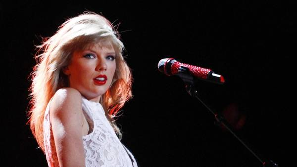 Taylor Swift - amerikaneren starter sin 'The 1989 World Tour' 20. maj i Bossier City, Louisiana. (Foto: AP/Wade Payne)