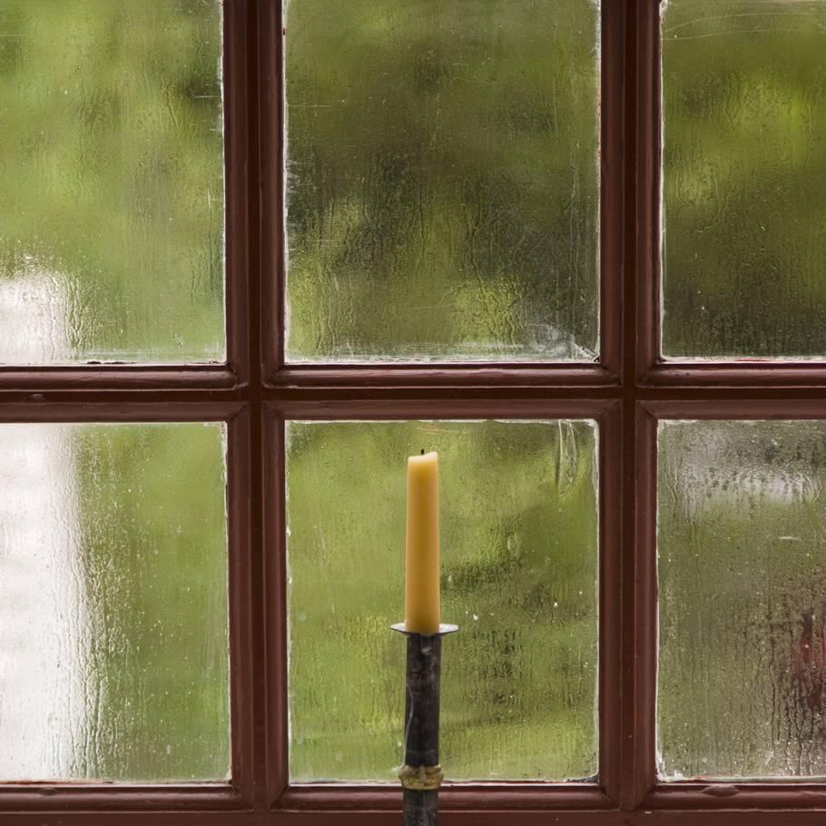 fugt på indersiden af vinduer