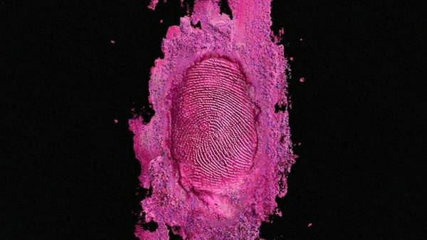 Coveret til Nicki Minajs tredje album, 'The Pinkprint', der i standardudgaven varer 64 minutter.