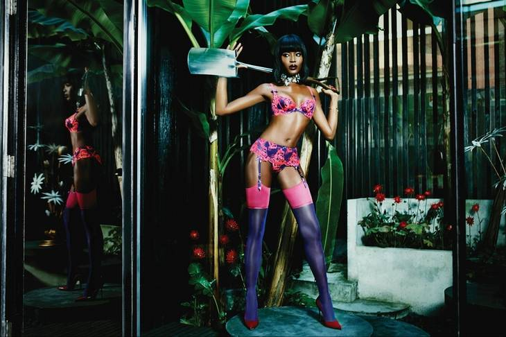 Foto: Agent Provocateur via Bestimage