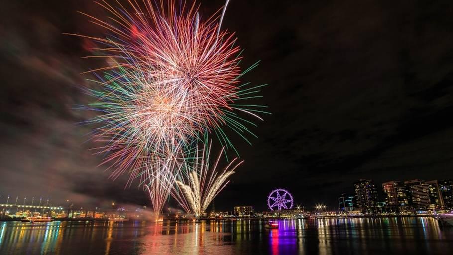 330e477e76d4 Nytår i Melbourne er også en mulighed (Foto  Scott Cresswell Flickr)