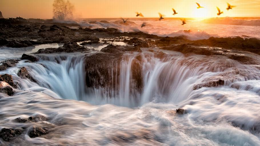 Thor's well (Foto: Bill Young/Flickr)