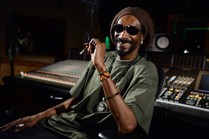 Snoop Dogg aka Snoop Lion. (Foto: AP)