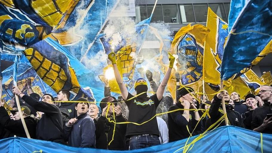 65f44c56 Brøndbys fans er festlige, men efter sommerferien vil de ikke med på udebane  (Foto