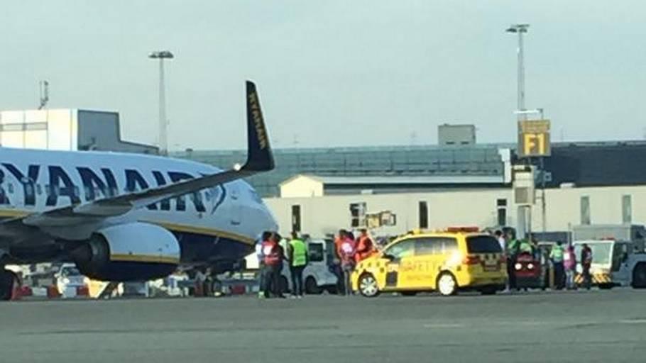 Ryanair Gate Frankfurt