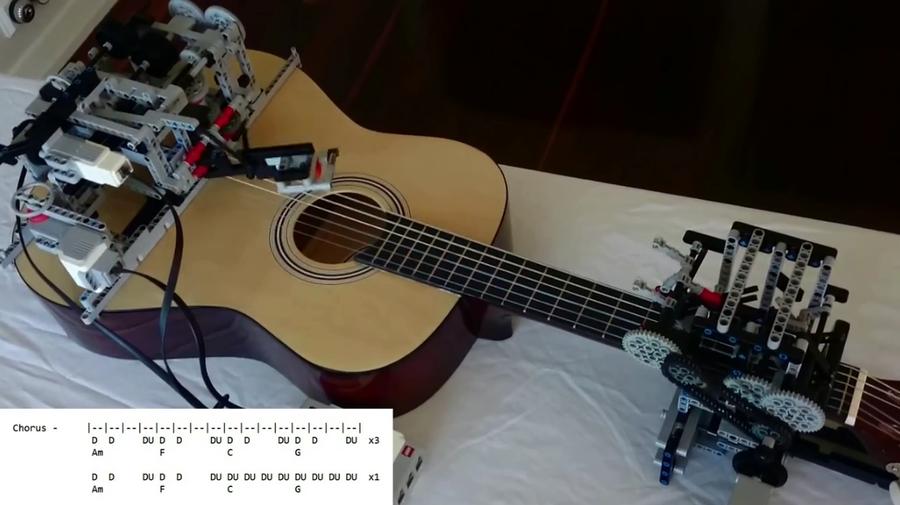 Programmerbar robot lego