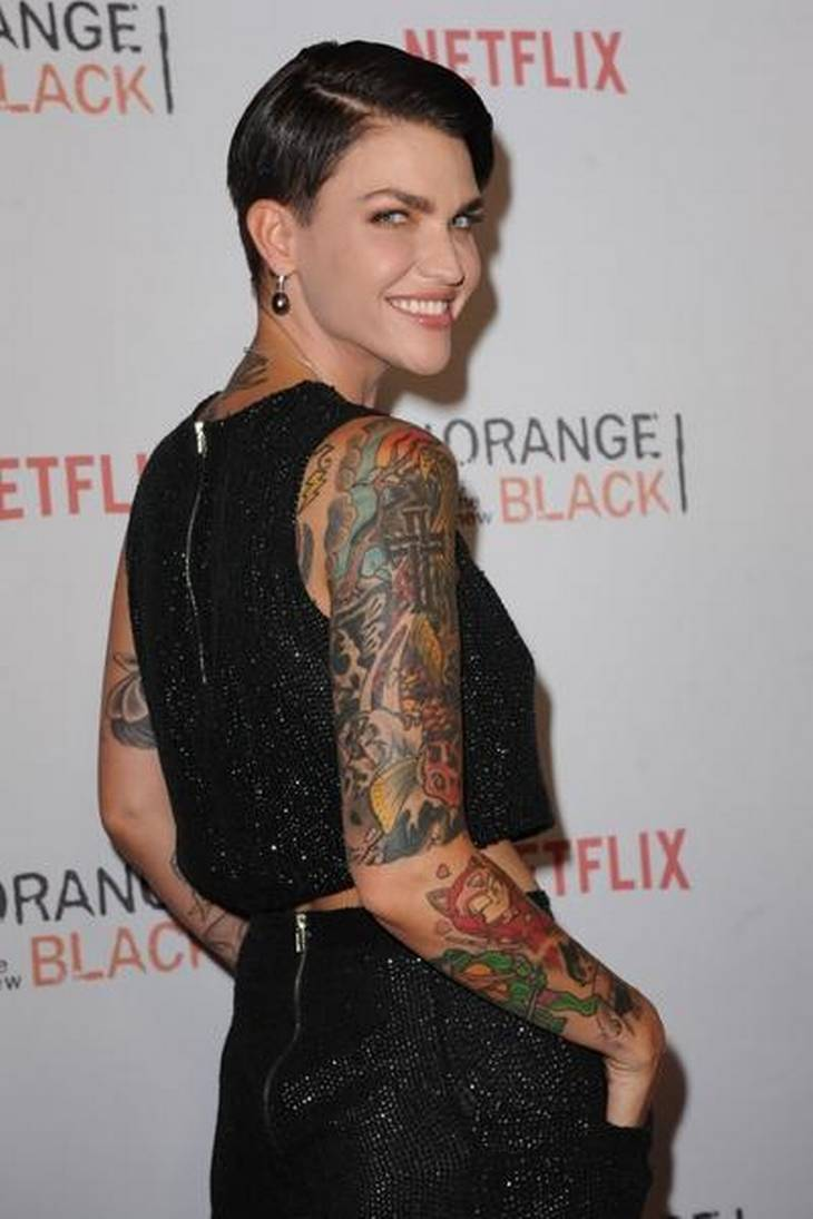 Ruby Rose ved en fan-event i New York tidligere på året. (Zuma Press)