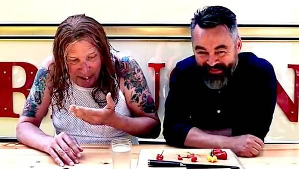 Chili Klaus i 'Top Gear': Føltes som om mit hoved ville ryge af – Ekstra Bladet
