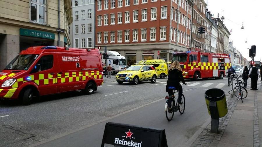 ekstrem at snyde nøgen tæt på København
