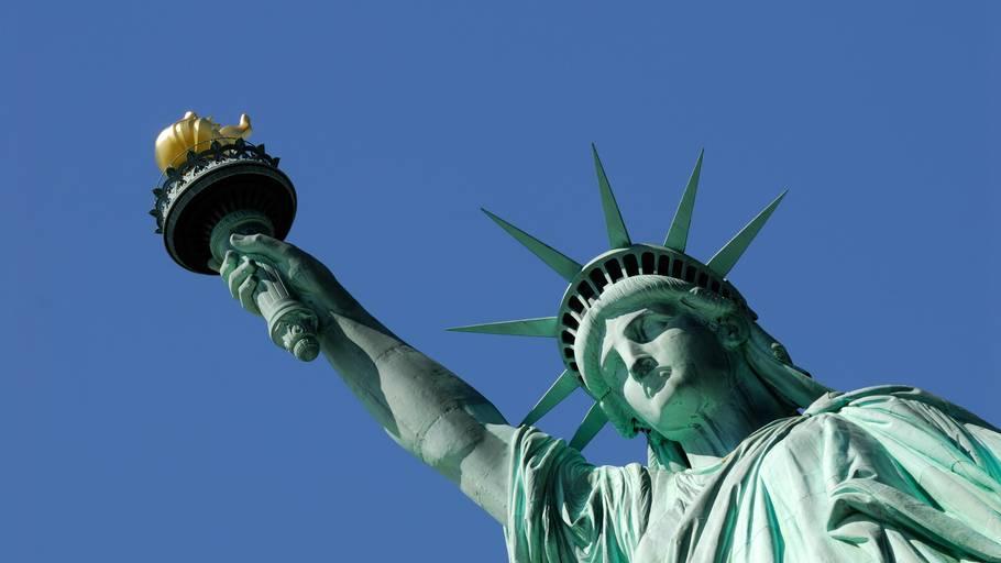 119bc725 ... rejser til New York. Frihedsgudinden (Foto: Colourbox)