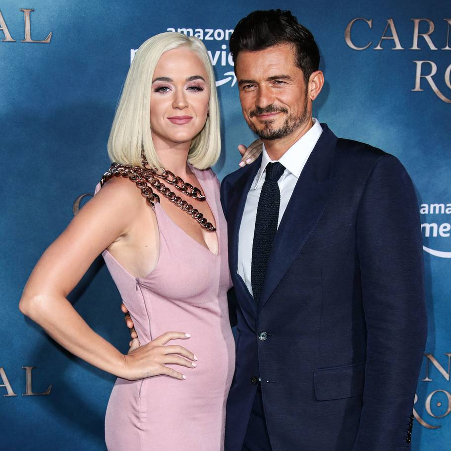 Da Katy Perry og Orlando Bloom gik fra hinanden i 2017, røg Katy Perry ned i et sort hul. Foto: Xavier Collin/Image Press Agency
