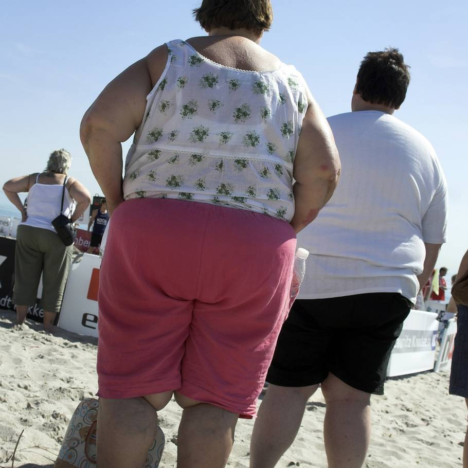 39b19637b4d4 Nu er over halvdelen af danskerne overvægtige eller direkte smældfede.  Foto  Per Rasmussen