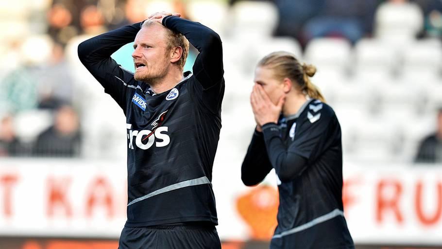 3de6ca94 Sønderjyske har overrasket særdeles positivt (Foto: Ernst van Norde)