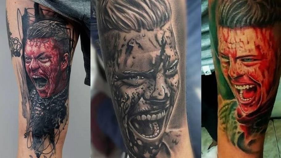 havde vikingerne tatoveringer