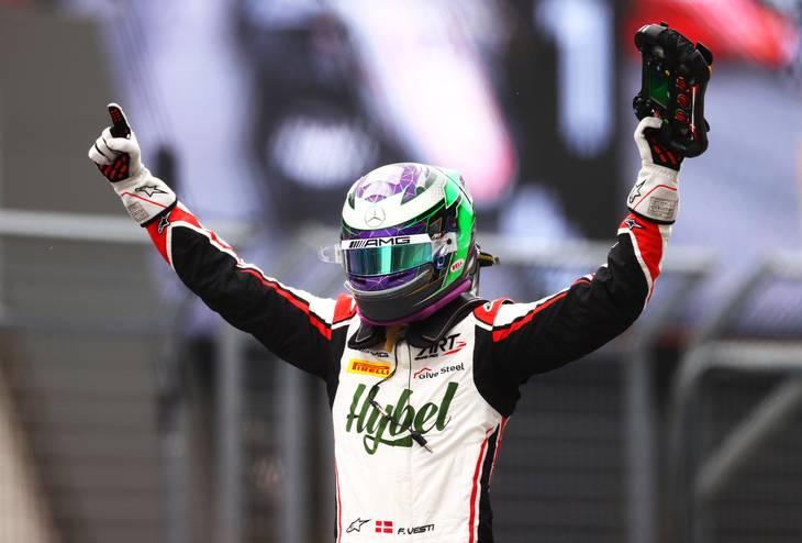 Frederik Vestis anden sæson i F3 er for alvor begyndt. Foto: Dan Istitene/Getty/FIA Content Pool