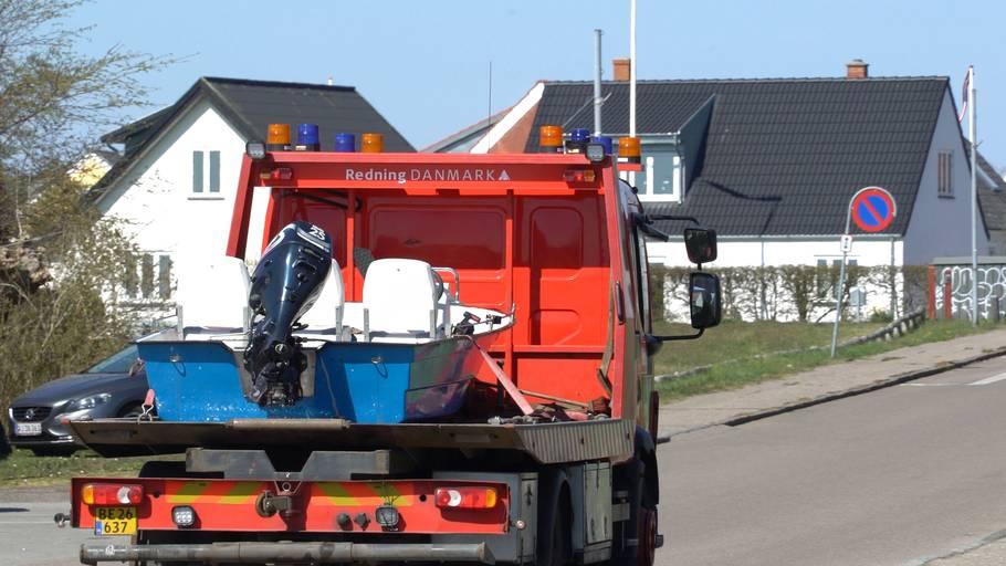 Lækker Politi om drukneulykke: Bølge kan have ramt far og to børn MN-49