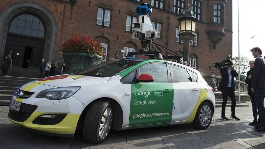 030c11214 Google-bilen er tilbage: Skal lugte sig frem til de beskidte steder ...