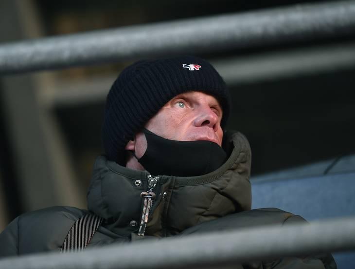 Tommy Møller Nielsen er Manchester Uniteds chefscout i Skandinavien, og han har fulgt Kamaldeen Sulemana tæt. Foto: Lars Poulsen