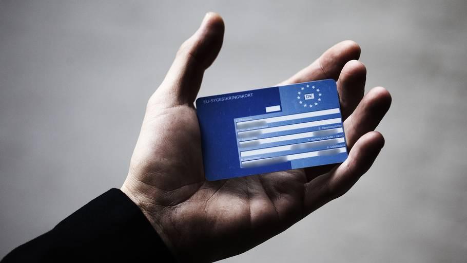 hvad dækker det blå sygesikringskort i spanien