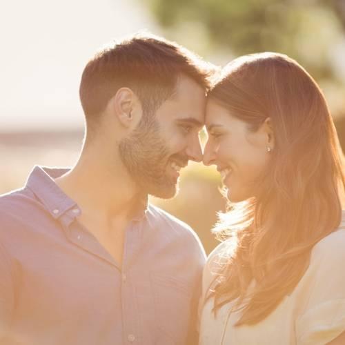 Denne ene ting gør alle lykkelige par
