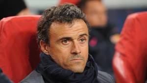 Sædet under FC Barcelonas cheftræner Luis Enrique er så småt begyndt at blive varmt, mener den spanske fodboldekspert Guillem Balague. Foto: All Over Press