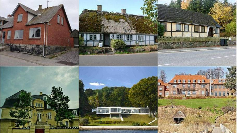 cbf736bd Mens Danmarks billigste hus lige nu koster 85.000 kroner, så er prisen for  det dyreste
