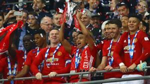 Uniteds pokal-fadæse: Har ødelagt vinder-trofæet