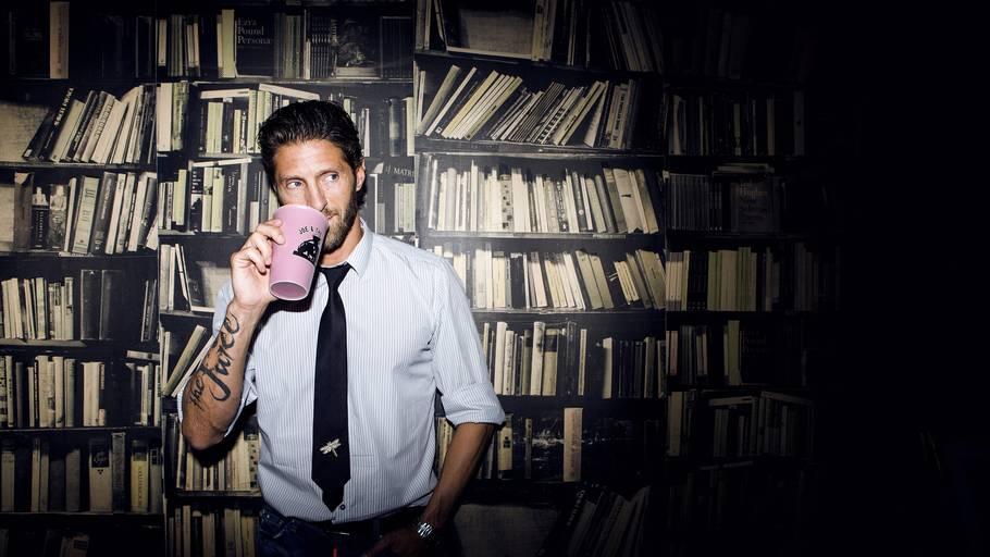 Kaspar Basse, grundlægger af og bestyrelsesformand for Joe & The Juice. Foto: Ritzau Scanpix/Nikolai Linares