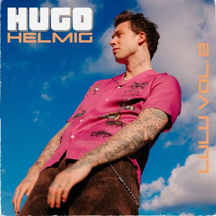 Coveret til aktuelle 'Lulu Vol. 2', der er opkaldt efter et kælenavn, som Hugo Helmigs mor har givet ham.