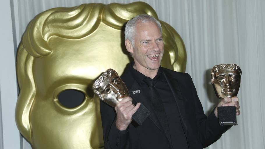 Instruktør Martin McDonagh hædres ved den britiske filmfest for 'Three Billboards Outside Ebbing, Missouri'. Foto: AP