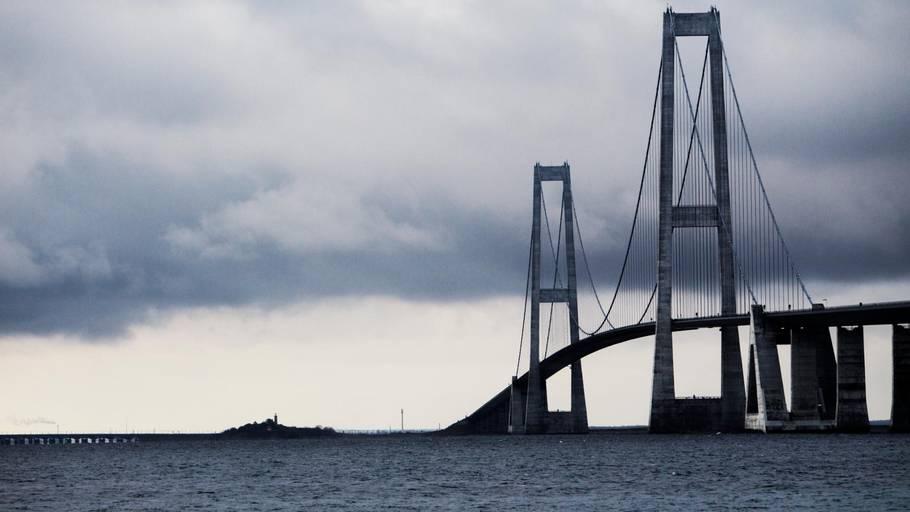 pris storebæltsbroen