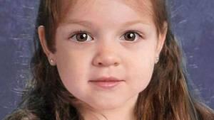 Sådan så politiet efterlysning ud. Tegningen er lavet, før man kendte Bella Bonds identitet. Foto: Suffolk County District Attorney via AP.