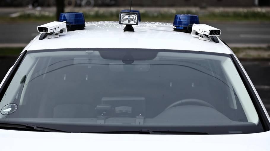 stjålet nummerplade politi