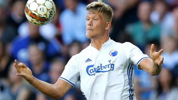 FC København forventes at blive en aktiv spiller på sommerens transfermarked, hvor Andreas Cornelius formentlig vil få en hovedrolle. Foto: Jens Dresling.