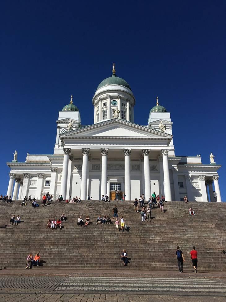 hvad hedder hovedstaden i finland