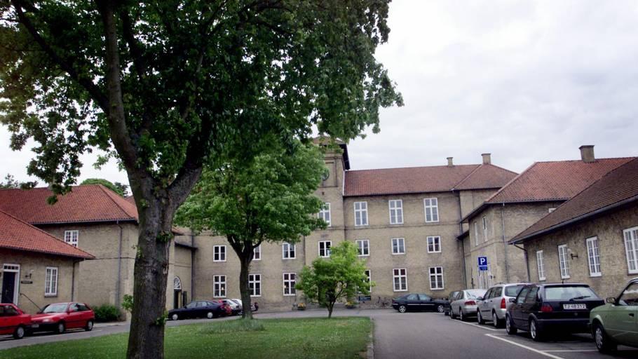 vordingborg psykiatriske hospital