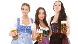 Den står på store fadøl og dirndls i Europas øl-hovedstad. Foto: Pexels
