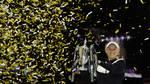 Caroline Wozniacki er Danmarks bedst lønnede tennisstjerne. Foto: AP