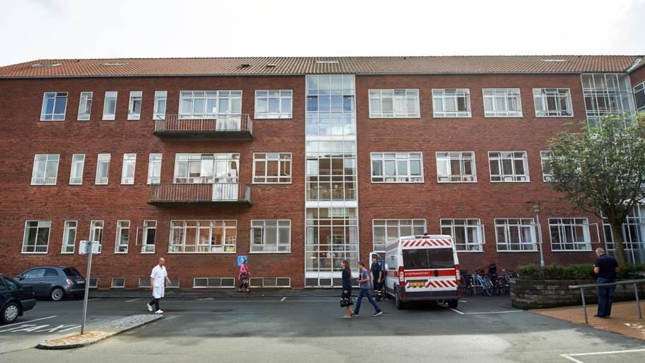 aarhus universitetshospital nørrebrogade
