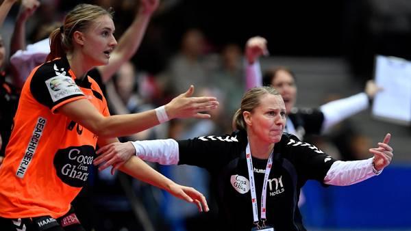 holland håndbold kvinder