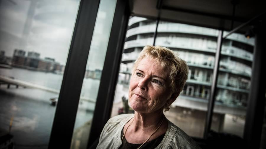 Lizette Risgaard langer ud efter statsministeren (Foto: Linda Johansen)