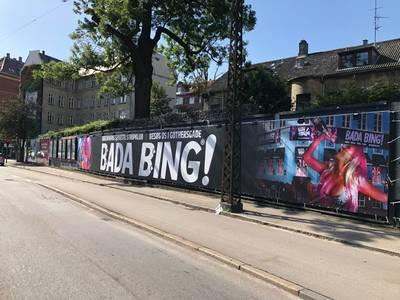 Gothersgade bada bing Bada Bing