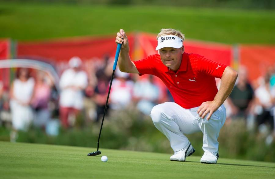 Den danske golfstjerne er godt tilfreds med banen på Hawaii. Arkivfoto: René Schütze