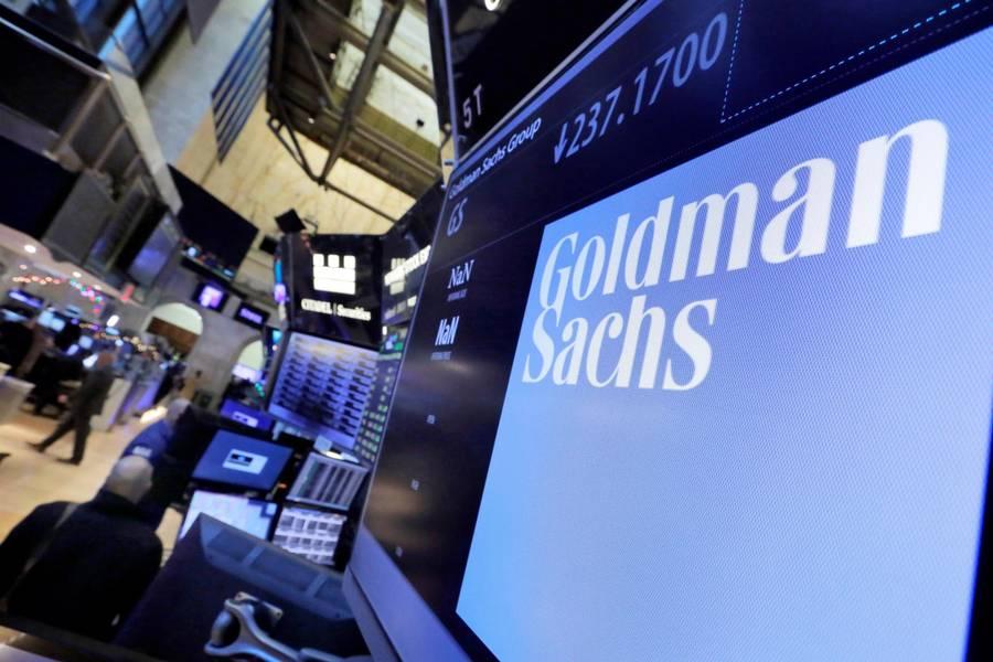 Goldman Sachs er en amerikansk kapitalfond. Foto: AP