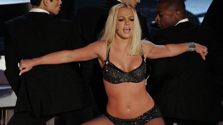 Britney Spears er kendt for mange musikalske store hits, men også sine mange skandaler. Foto: Ritzau Scanpix/Mark J. Terrill.