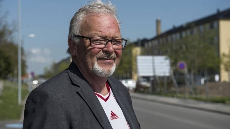 Ebbe Jens Ahlgren vil ikke tøve med at smide hele familier ud af deres bolig, hvis et af familiens børn laver ballade. Foto: Per Rasmussen