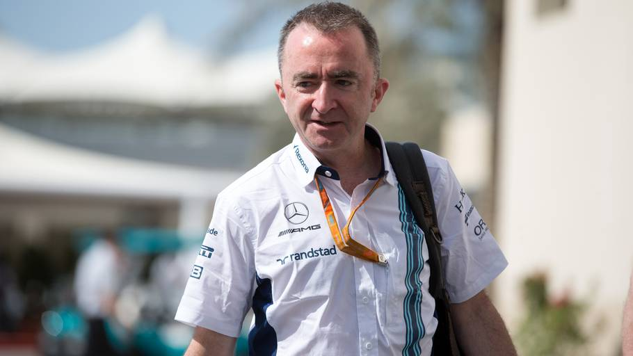 Paddy Lowe var en succesfuld teknisk chef hos Mercedes - ikke så meget hos Williams. Foto: Jan Sommer