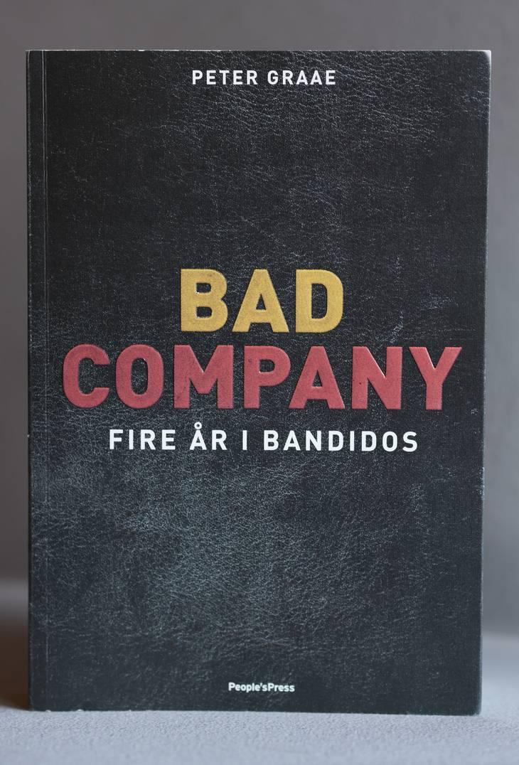 Bogen 'Bad Company' udkommer på People's Press. Forfatteren er TV2-journalisten Peter Graae.