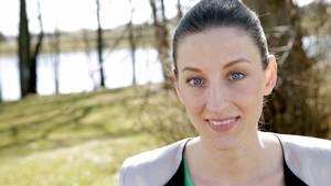 Annemette Voss blev landskendt, da hun deltog i bagedysten. Foto: DR/Bjarne Bergius Hermansen