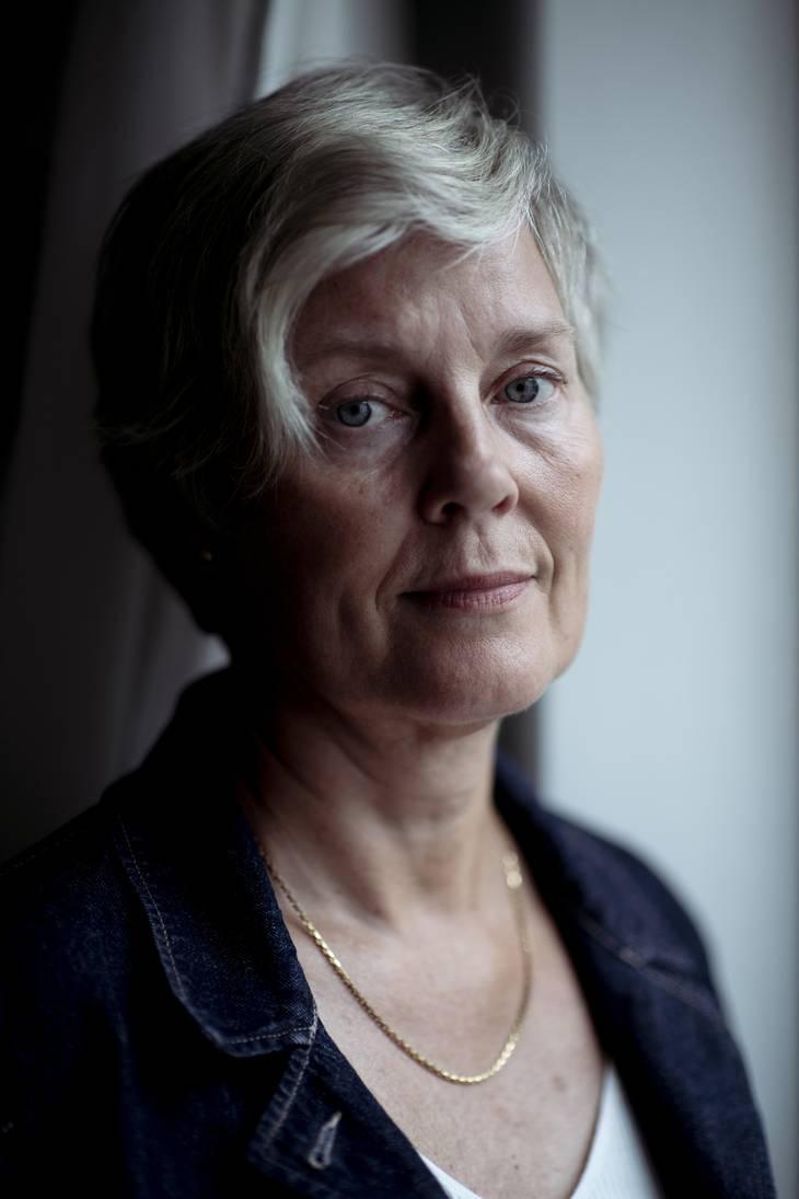 Ellen Landmark fortæller, at hun blev udsat for overgreb af chefdirigenten i DR Pigekoret Tage Mortensen. Foto: Linda Johansen